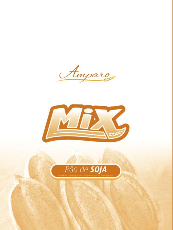 Saco 25KG Amparo Mix Pão de Soja