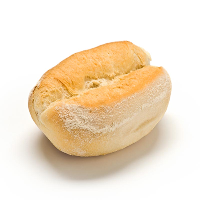 Pão branco Amparo