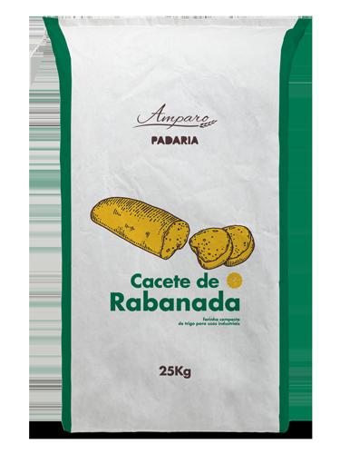 Saco 25KG Amparo Padaria Cacete de Rabanada