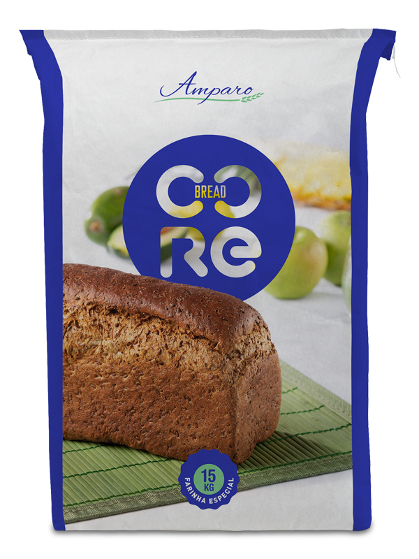 Saco 15KG Amparo Core Bread