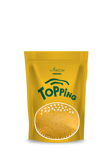 Embalagem Topping Gritz de Milho