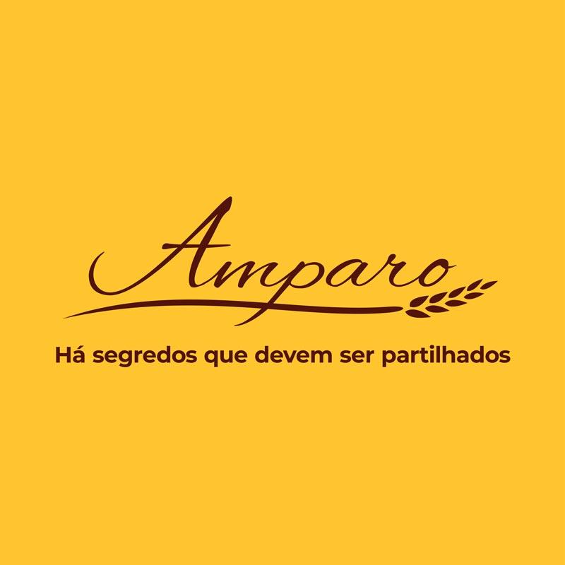 Logo e slogan Amparo